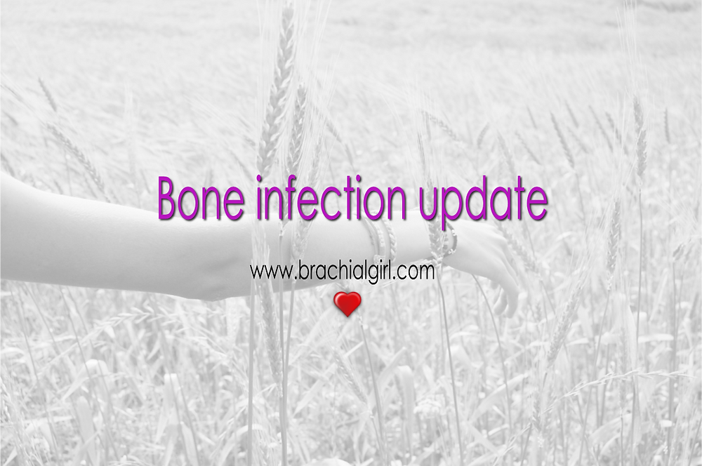 Brachial Girl - bone infection