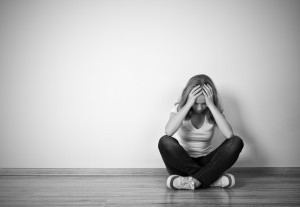 Brachial Girl - Depression, shock, loss