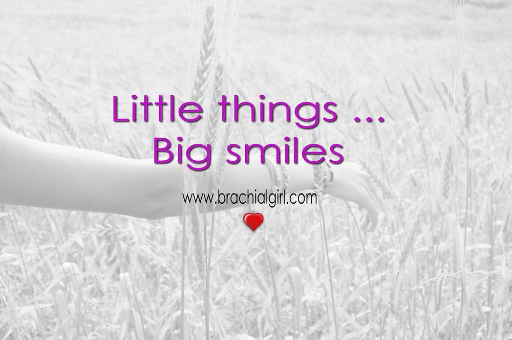 Brachial Girl - big smiles