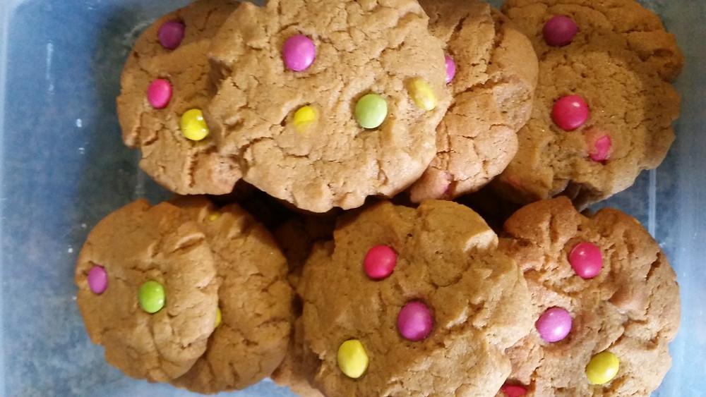 Brachial Girl - cookies