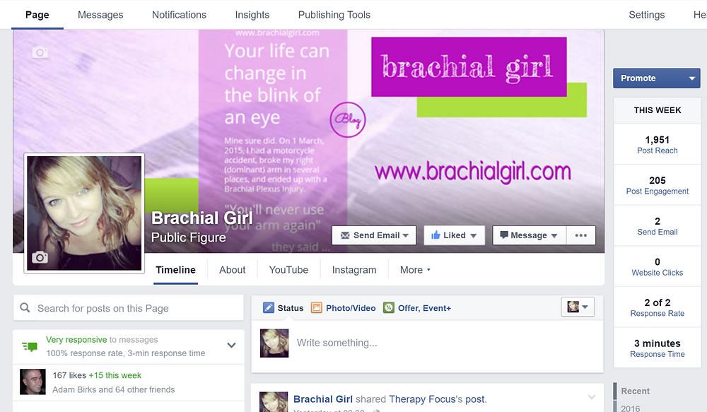 Brachial Girl - comments