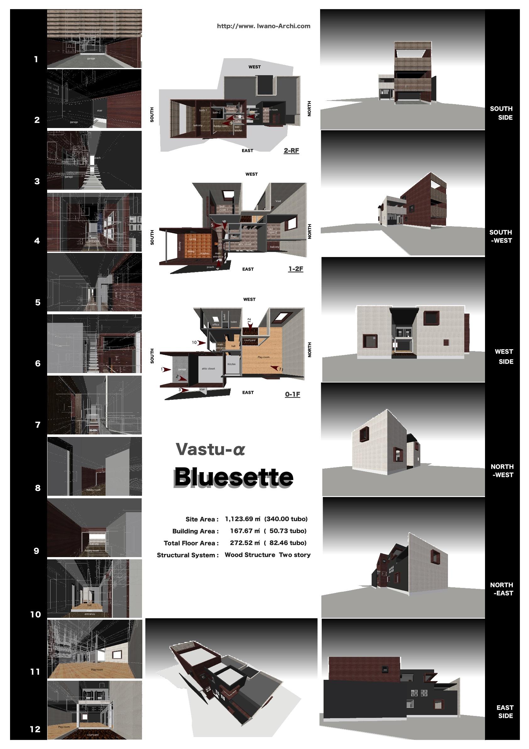 4 Bluesette