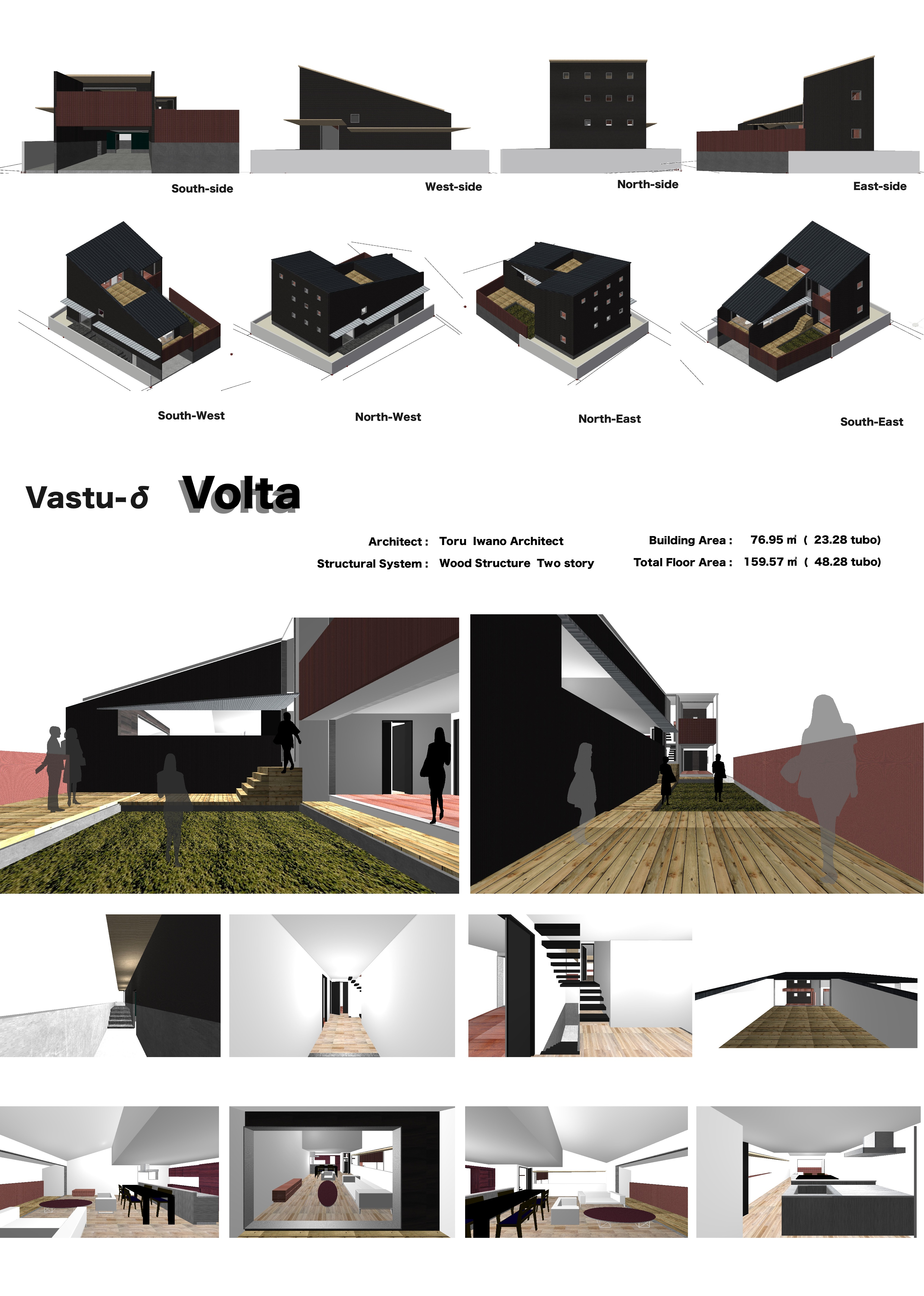 3 Volta