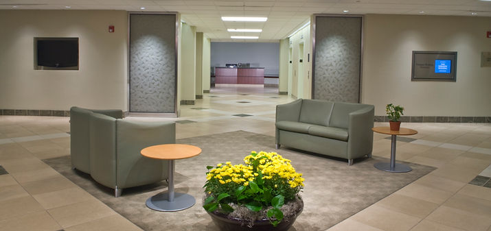 Paragon lobby remodel