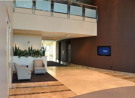 Meridian Lobby Remodel