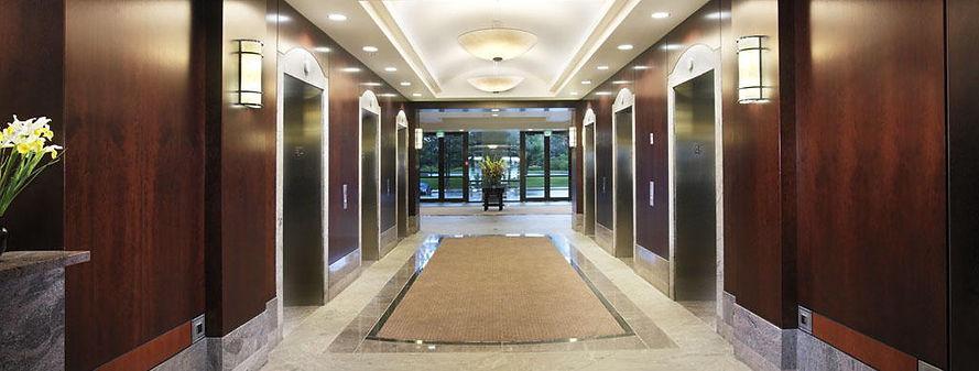 Stanford 3 lobby remodel