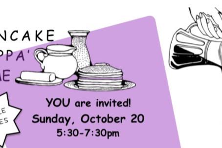 North Sac HART Pancake Suppa' Fundraiser
