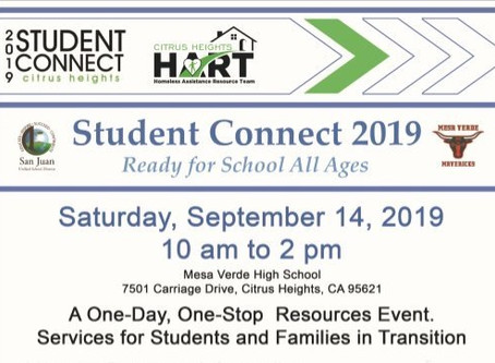 Citrus Heights Student Connect 2019