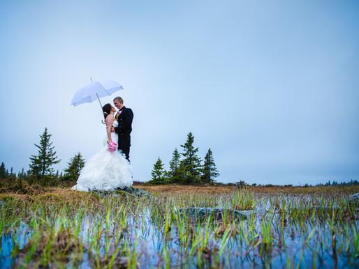 8 ting du bør tenke på før bryllupsfotografering