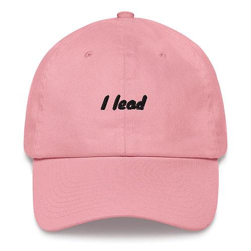 I Lead & Follow Hat