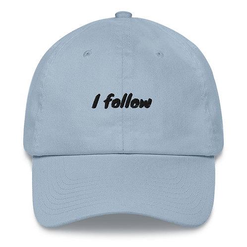 I Follow & Lead Hat