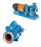two ITT Goulds Pumps products