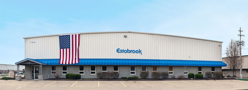 Estabrook Headquarters, Berea, Ohio