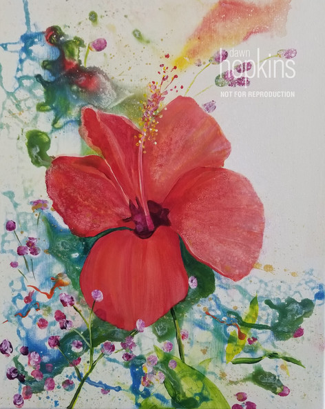 Wednesday's Flower