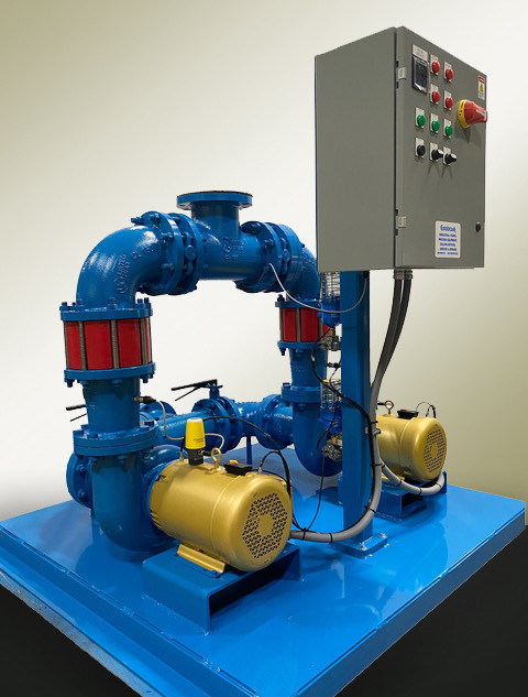 Cooling Tower Pump Skid