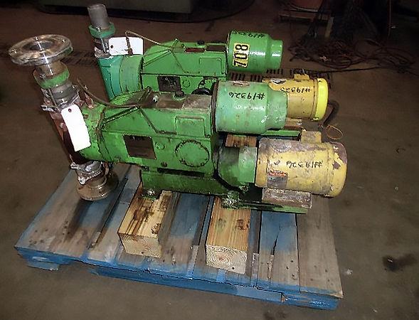 Pulsafeeder 7440H-S-AE Before Repair