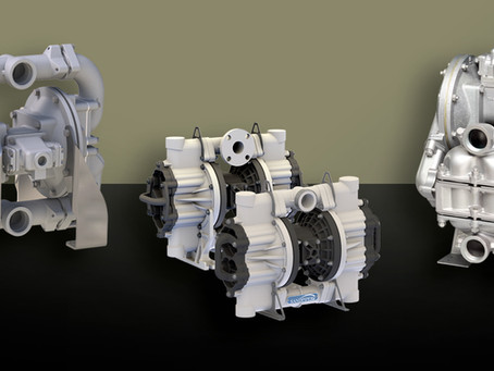 Benefits of Using an Air Operated Double Diaphragm Pump Over a Centrifugal Pump
