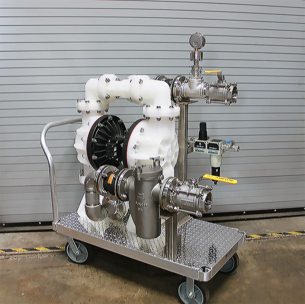 an AODD pump