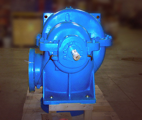 Goulds Model 3453,  Bottom Suction, Size 16 x 20, Rebuilt to OEM Specifications in our Authorized Service Center