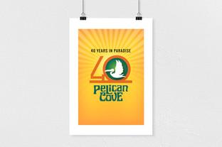 40th Anniversary Graphic