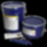 bucket of an ARC Industrial Coatings coating