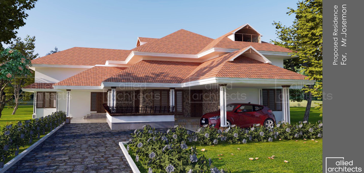 RESIDENCE AT PONKUNNAM