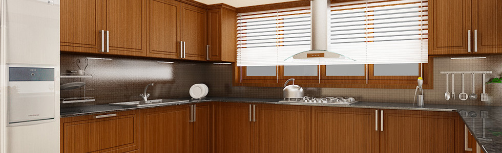 RESIDENCE FOR TOMY AT AYARKUNNAM kitchen