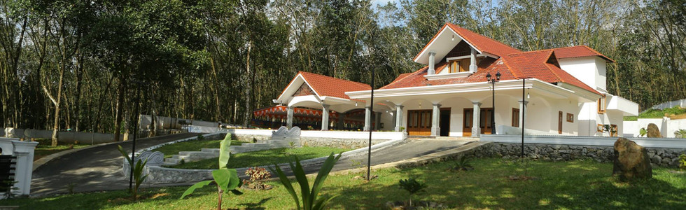 RESIDENCE FOR TOMY AT AYARKUNNAM
