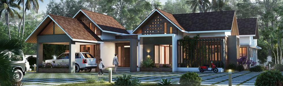 Residence AT CHANGANACHERRY