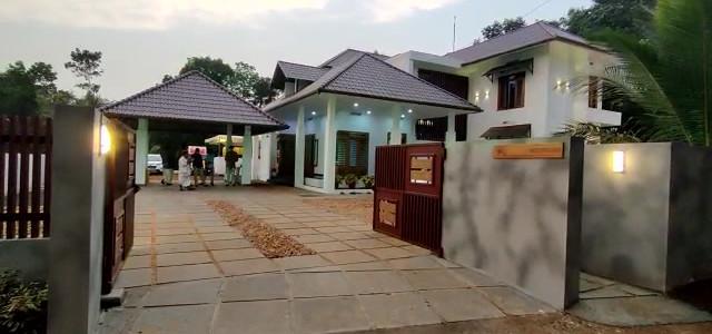 HOUSE FOR MR ROY VARGHESE