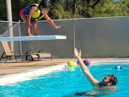 Why you should take your kids swimming?