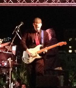 Damian Bonazzoli Rock Performance