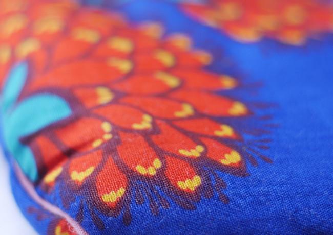 amina et les fleurs bleues