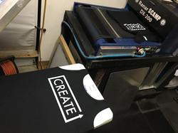 Richbond custom screen printing !
