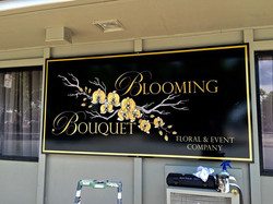 Finally done!!! Richbond signs & graphics