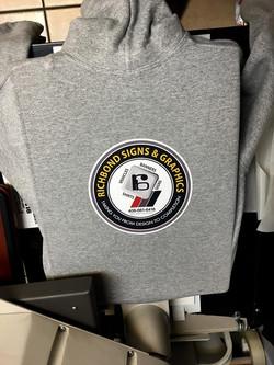 Custom printed shirts by_ Richbond signs