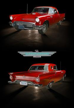 2017_07_15-1957 Ford Thunderbird Both Vi
