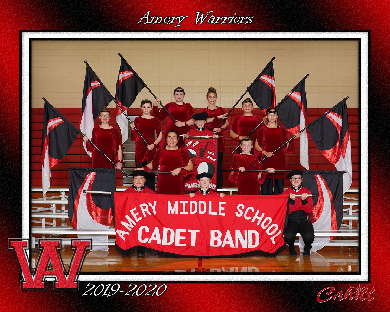 AMS Cadet Colorgard