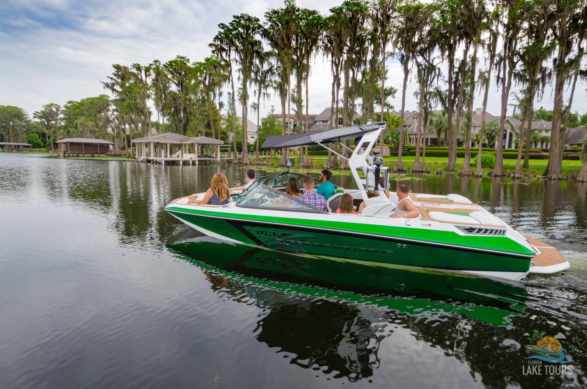 Luxury Boat Tour | Per Person