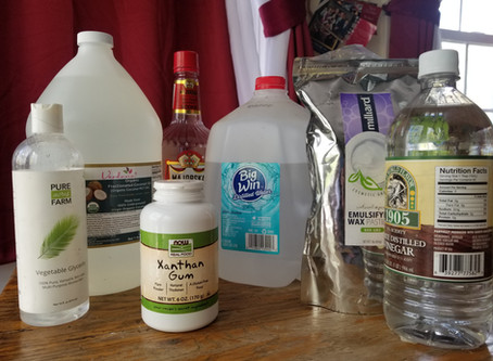 All Natural Wood Cleaner & Polish