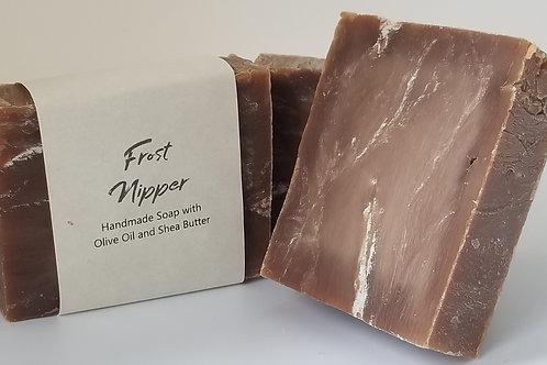 Frost Nipper Bar Soap ( All natural - vegan)