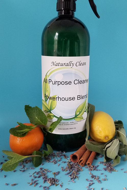 All Natural All PurposeCleaner
