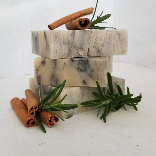 Defender Bar Soap (Vegan, All Natural, 83% Organic)