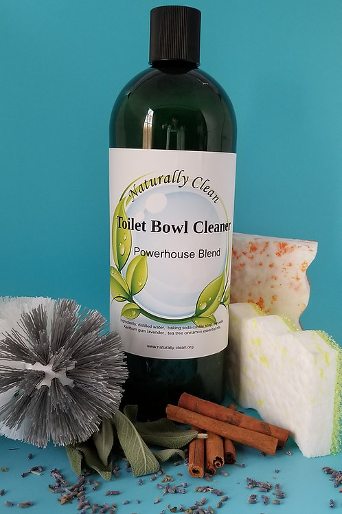 All Natural Toliet Bolw Cleaner