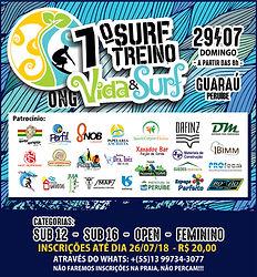 Cartaz web Campeonato de Surf