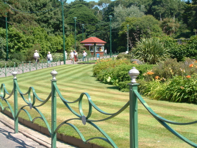 Bournemouth Lower gardens