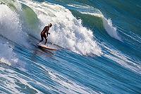 Bournemouth Tourism Pier Boscombe surfer