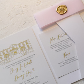 Everything you need to know about wedding invites & stationery...