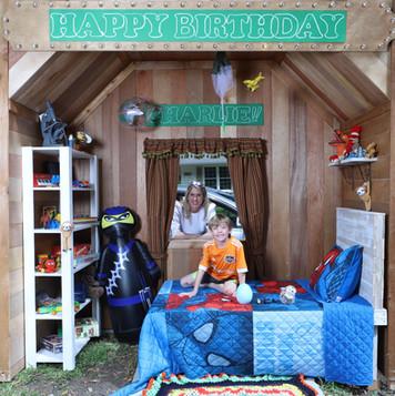 Birthday Booth
