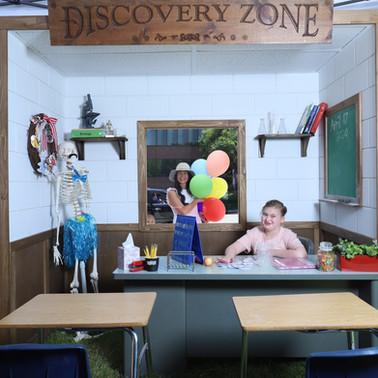 School Booth